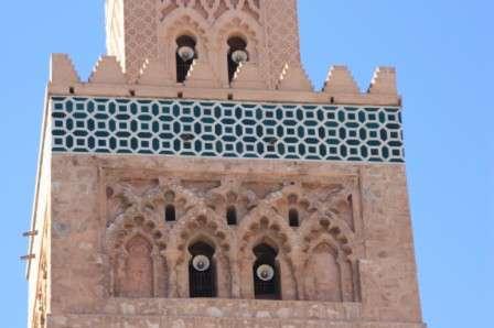 Koutubıa camii minaresi