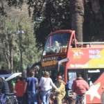 Turistik gezi otobüsü