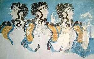 Girit-Miken kültürü: bir gerçek haline gelen bir efsane