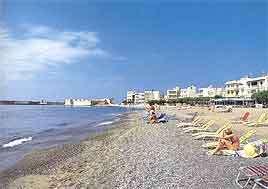 girit.lerapetra plajı.