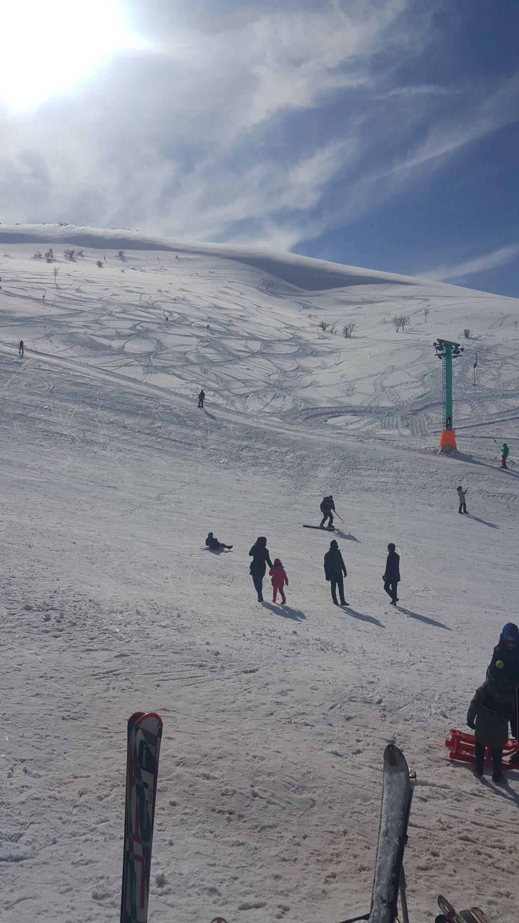 Moskova ve banliyölerinde nerede kayak yapmalı 23