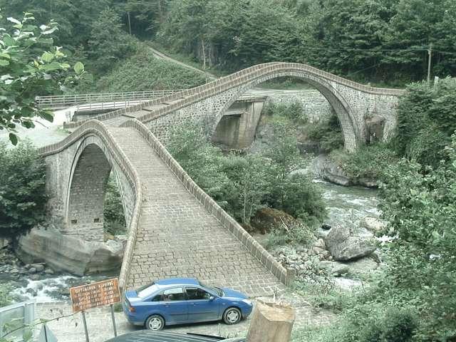 Marmaris Taşhan ve Kemerli Köprüsü