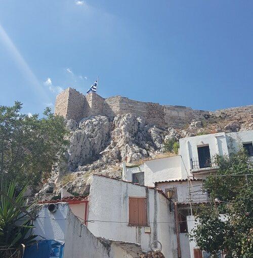 Yunanistan, Atina, Anafiotika, Pilaka