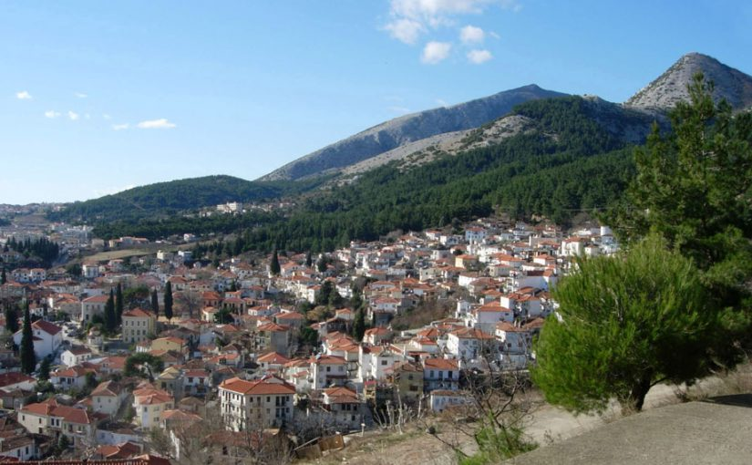 Yunanistan Xanthi İskeçe gezi rehberi