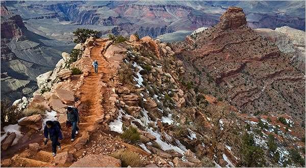 Amerika Las Vegas Grand Canyon Gezi Yazısı Planı Rehberi