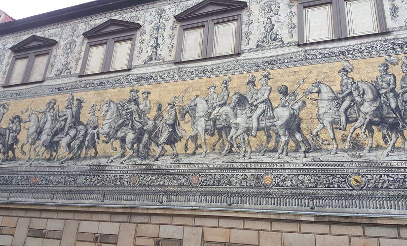 Almanya Dresden Gezilecek Yerler