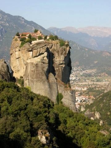 Yunanistan Kalambaka Meteora Gezi Rehberi