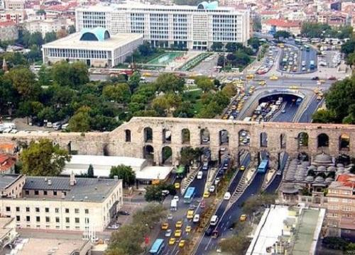 İstanbul Saraçhane ve Zeyrek