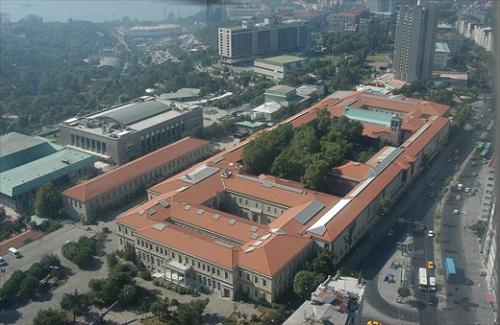 İstanbul Harbiye ve Maçka