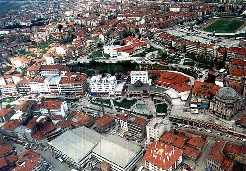 bolu şehri.1