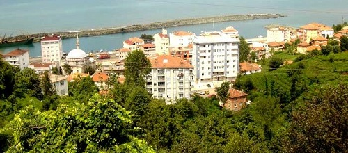 Rize, İyidere