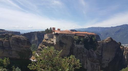 Yunanistan Kalambaka Meteora