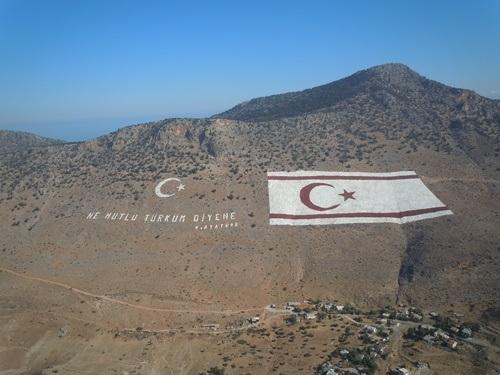 Kıbrıs Beşparmak dağları